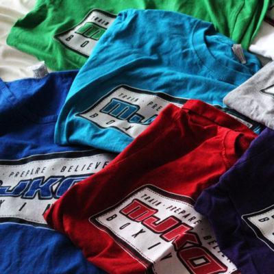 MJKO T-shirts